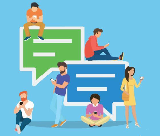 escraches en redes sociales