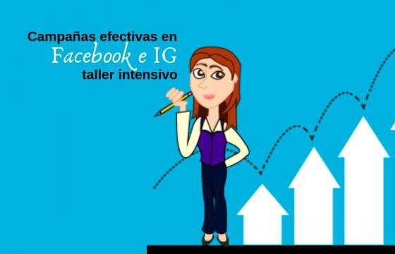 campañas efectivasen facebook e instagram