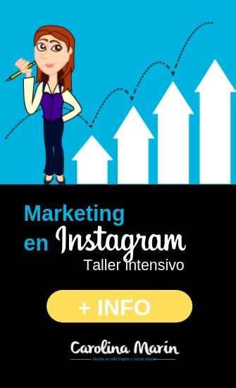taller intensivo de instagram