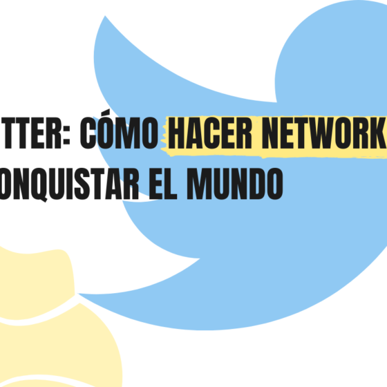 Twitter: cómo hacer networking