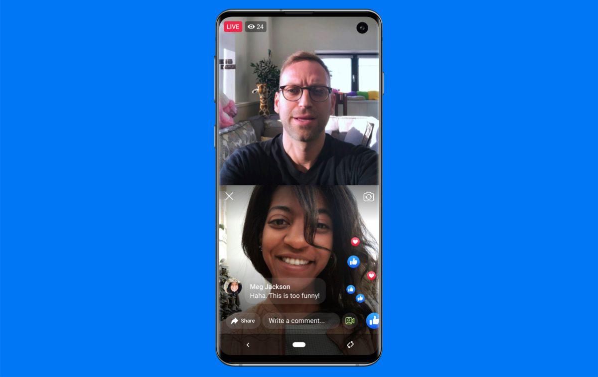 Facebook lleva videollamadas a todas sus aplicaciones