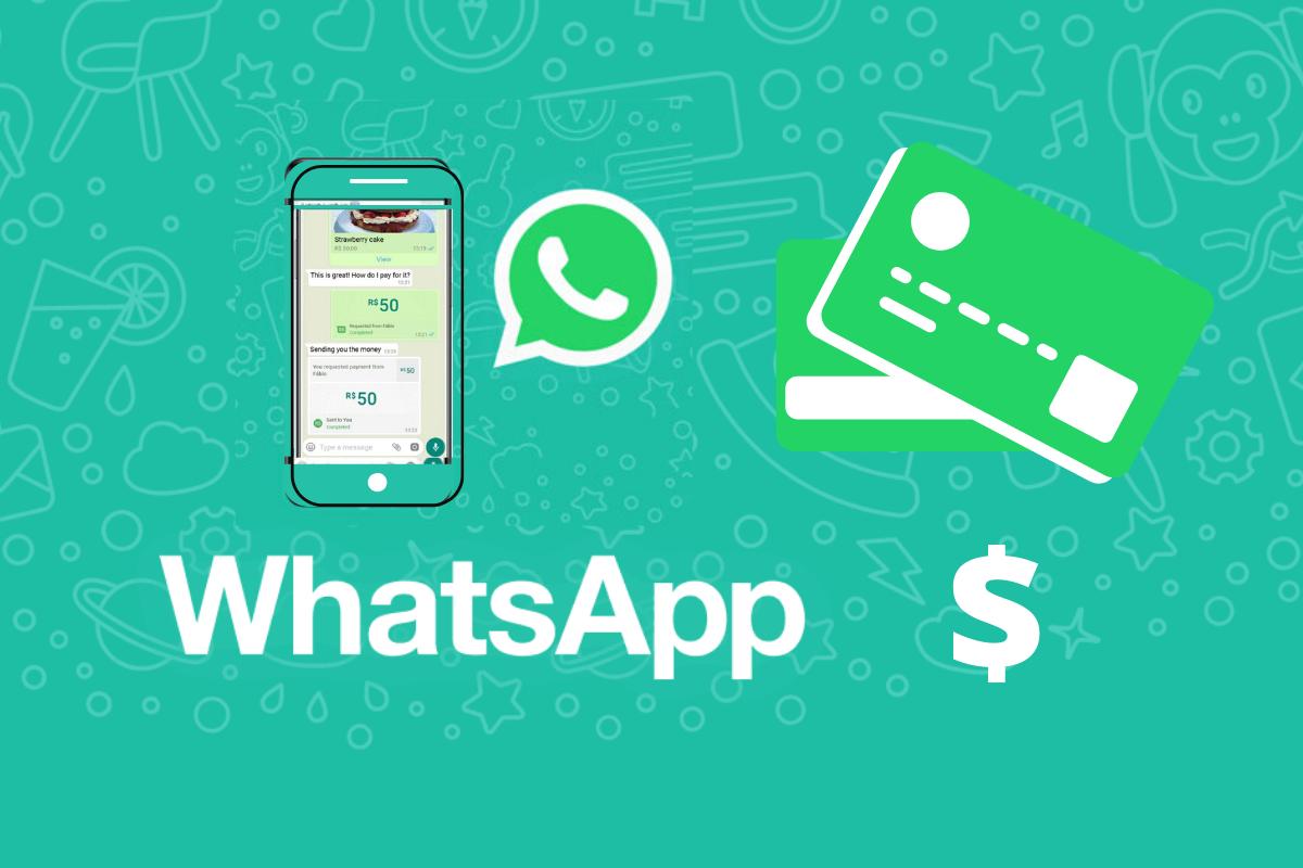 el sistema de pago online llega a WhatsApp
